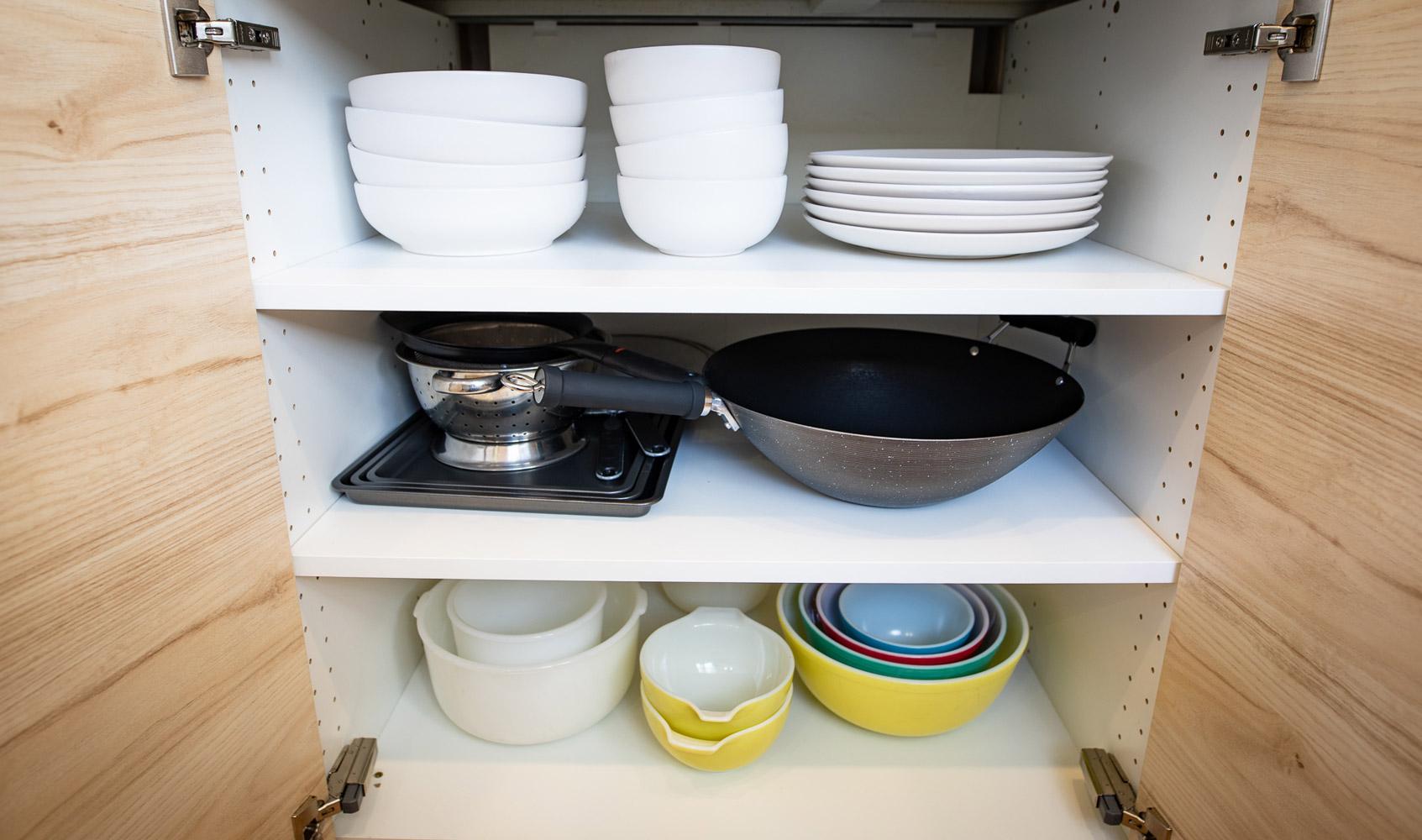 Bough House kitchen